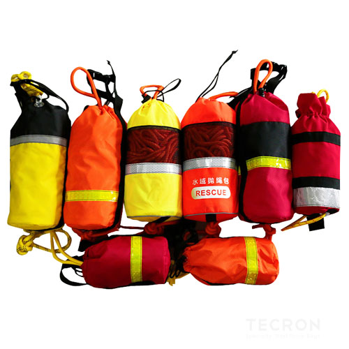 Rope Rescue Throw Bag